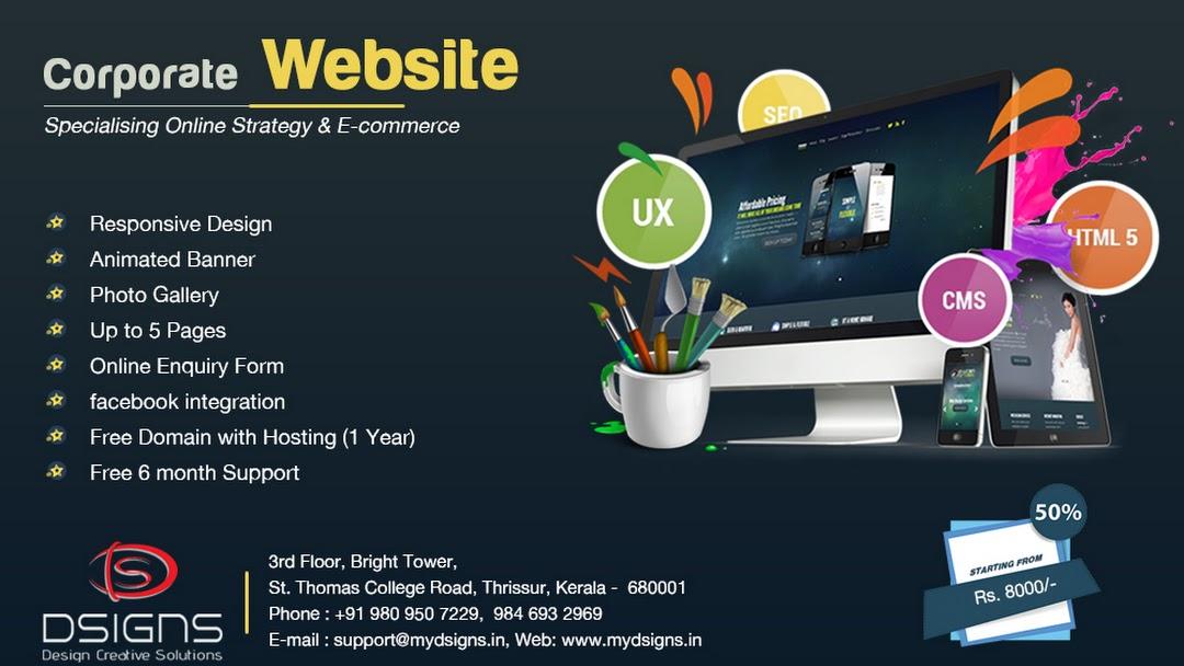 Website Designers Thrissur Web Designing Company In Thrissur Web Designing Company In Thrissur Web Designer In Thrissur