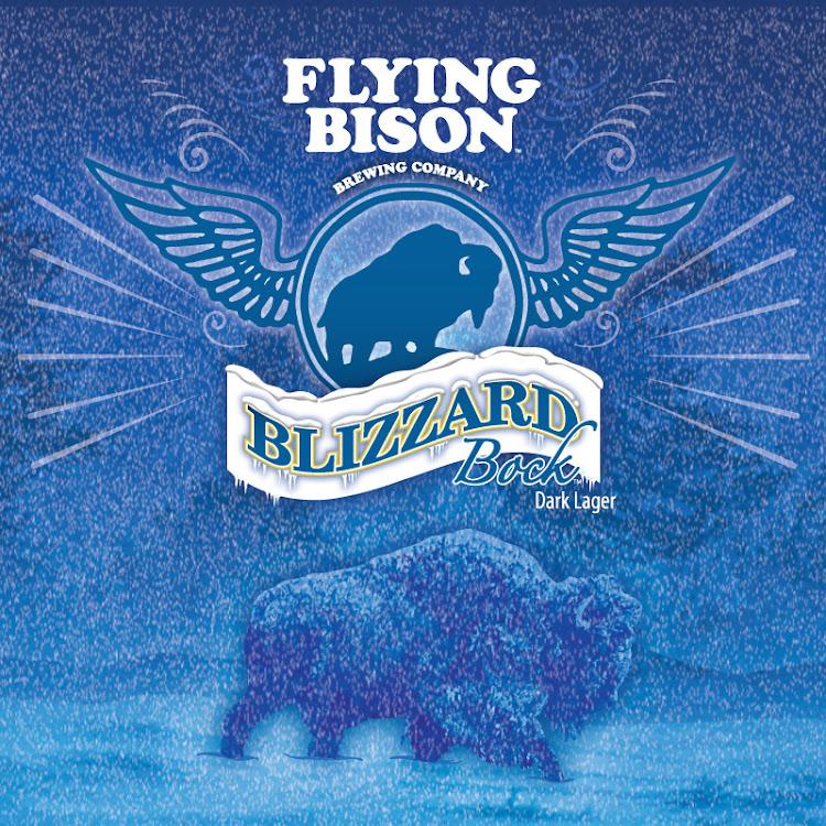Logo of Flying Bison Blizzard Bock