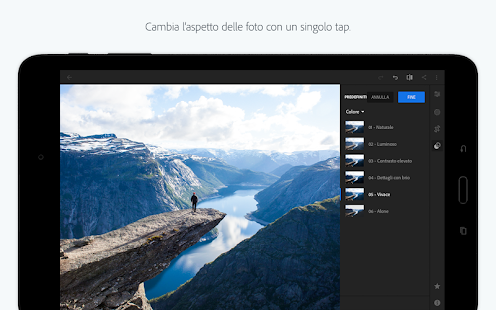 Adobe Photoshop Lightroom CC- miniatura screenshot
