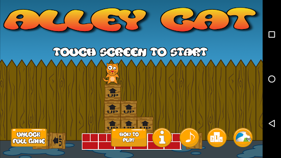 Alley Cat- screenshot thumbnail