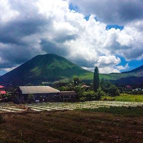 Lokon by Rizal Pungus - Landscapes Mountains & Hills
