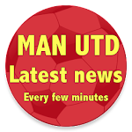 Latest News Manchester United Icon