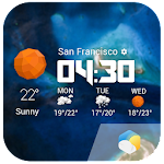 Daily&Hourly Forecast Widget❆ 4.8.2.b_release Apk