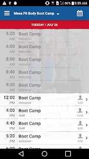 Fit Body Boot Camp Arizona- screenshot thumbnail