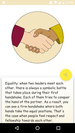Body language - Trick me. Analyzing of Gestures 9.0 screenshots 10
