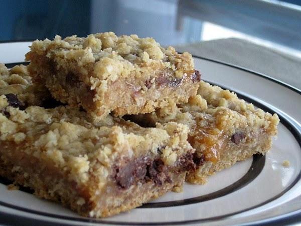 Tina's Oatmeal Carmelitas (david's Version) Recipe