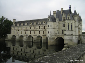 Photo: Chateau Chenonceau, Loire Valley, France