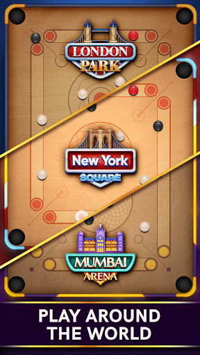 Carrom Pool: Disc Game apktram screenshots 4