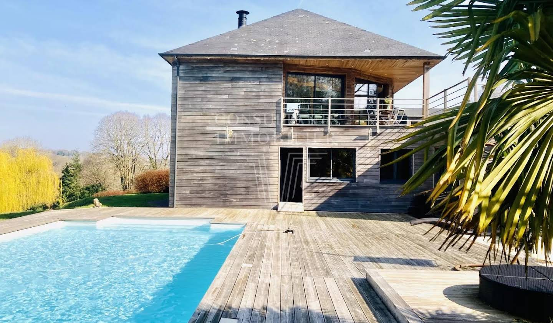 Maison avec piscine Pont-l'eveque