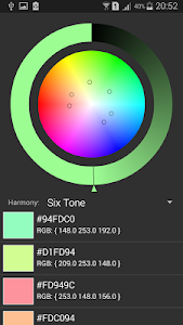 Color Harmonizer screenshot 3