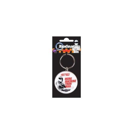 Top Gear - More Machine - Nyckelring Metall