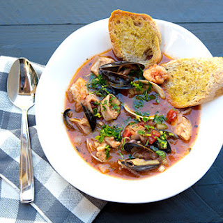 Italian Seafood Stew Recipe