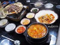 江南新韓式料理