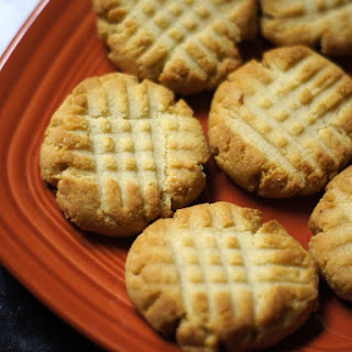 Grain-Free Shortbread Cookies.