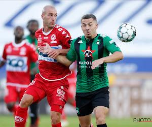 KV Kortrijk op volle sterkte naar 'De Bosuil'
