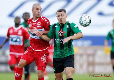Gilles Dewaele valt in de smaak bij KV Kortrijk