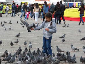 Photo: Bogotá - Plaza de Bolivar