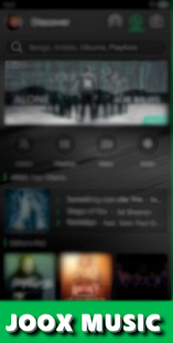 Guide For Joox Music Player - náhled