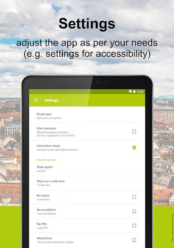 MVV-App – Munich Journey Planner & Mobile Tickets 5.34.13648 screenshots 16