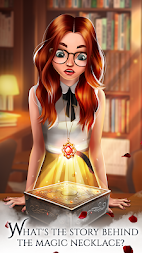 Love Story Games: Vampire Romance APK screenshot thumbnail 3