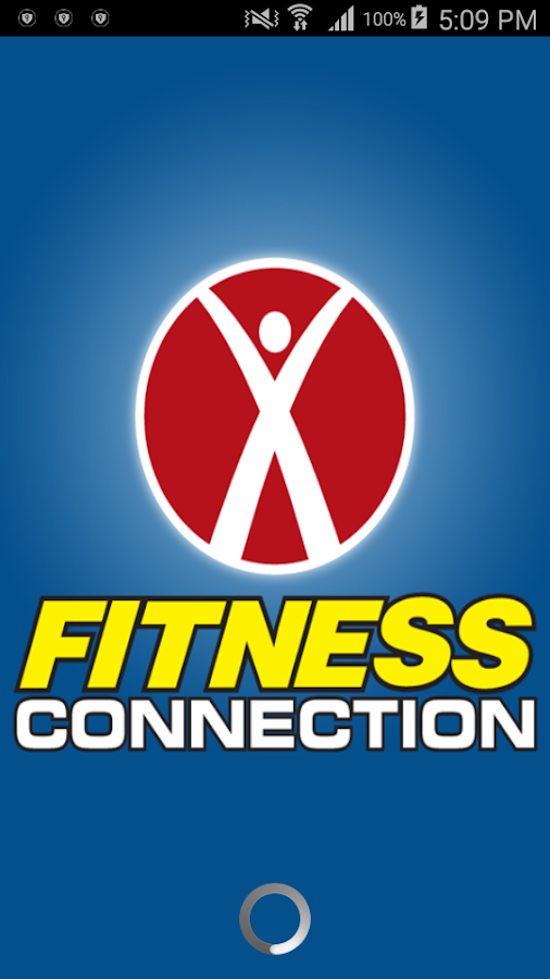 Fitness Connection- screenshot