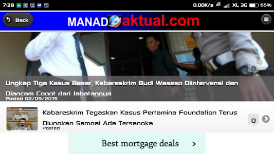 Manado Aktual screenshot 5