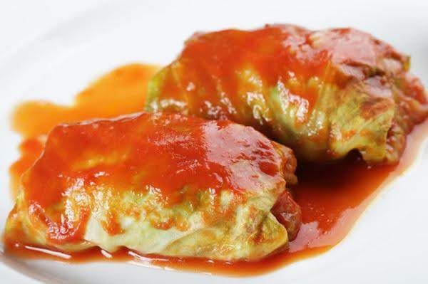 Fabulous Cabbage Rolls -connie's Recipe