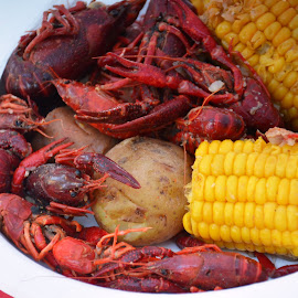 Crawfish Boil by Beth Bowman - Food & Drink Plated Food (  )