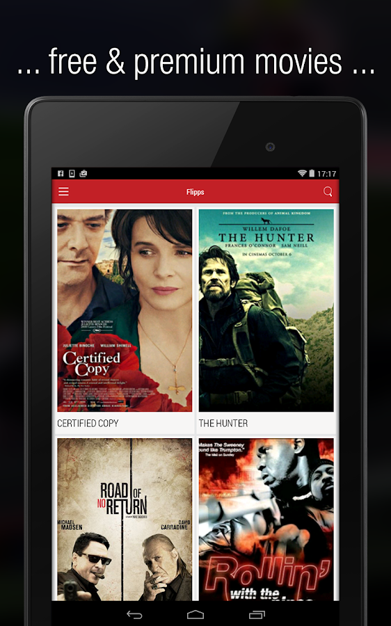 Flipps – Videos, News & Movies- screenshot