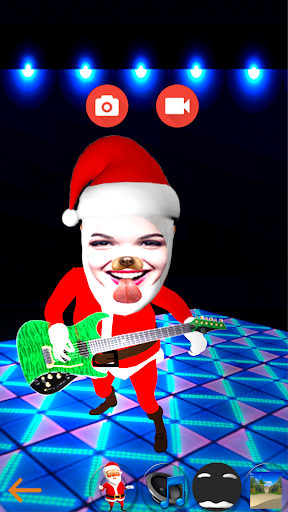 Talking Santa Claus 1.3 screenshots 2