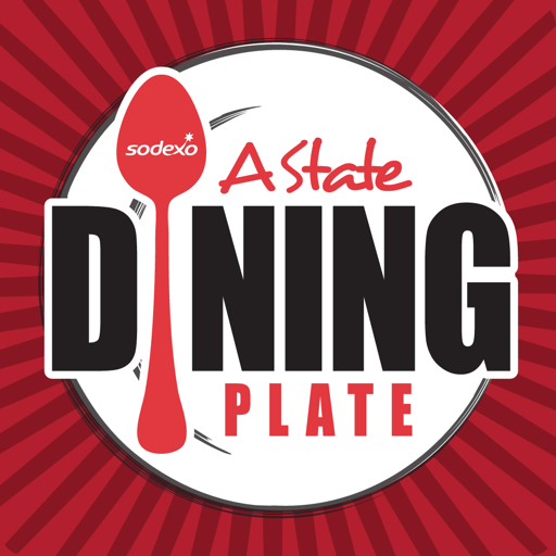 A-State Dining Plate
