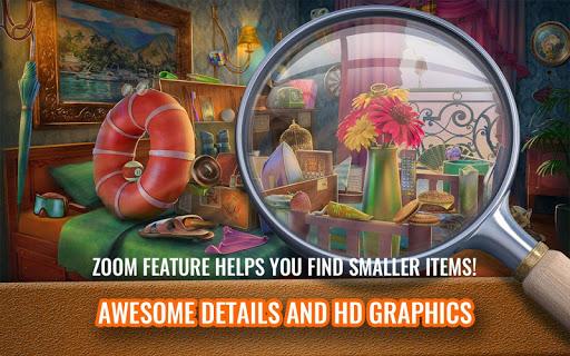Summer Vacation Hidden Object Game 2.2 screenshots 2