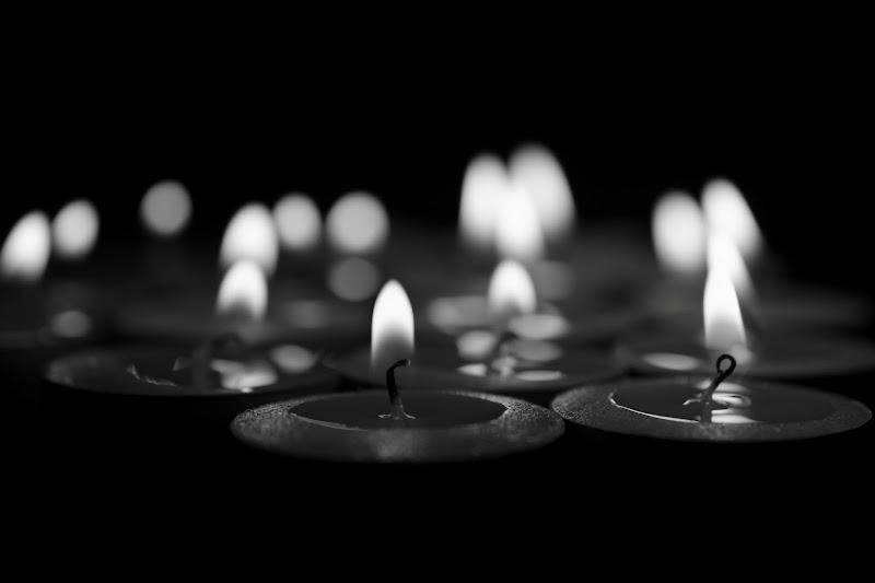 Tea lights di Barbara Surimi