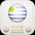 Uruguay AM FM Radios Free icon