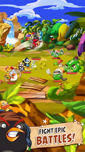 Скачать Angry Birds Epic v1.5.5 APK (Full) RUS (Android)