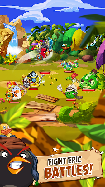 Angry Birds Epic v2.4.26803.4478 [Mod Money]