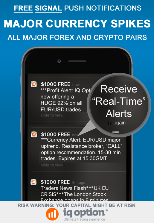 Forex Trading, Bitcoin & CFD's - IQ Option Guide- screenshot