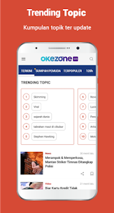 Okezone (Official) Screenshot