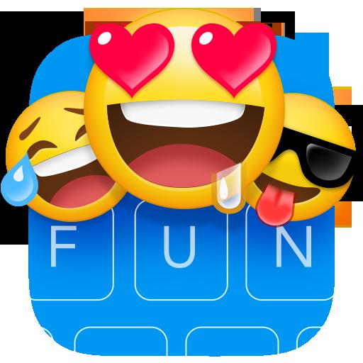 Emoji Keyboard - 800 Emoticons