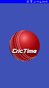 Crictime Live Cricket Streaming APK 1