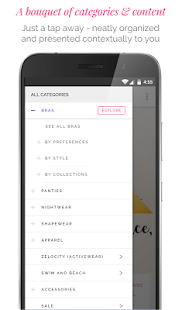 Zivame - Shop Lingerie, Activewear, Apparel Online- screenshot thumbnail