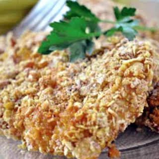Easy Oven Fried Chicken Recipe - KITCHEN 101.