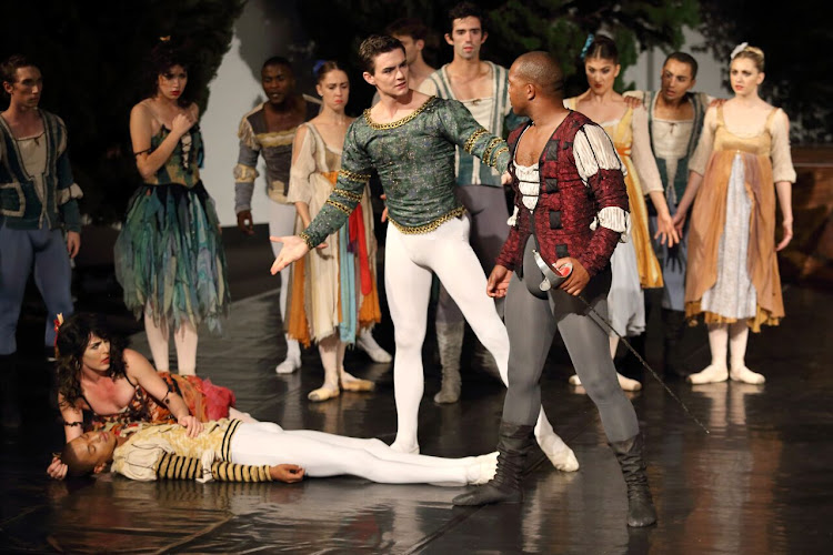 Romeo and Juliet is the ballet on the 2018 National Arts Festival main programme