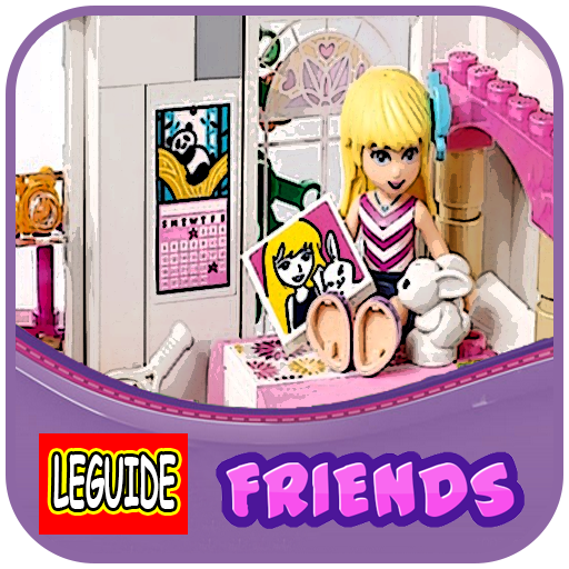 Reguide lego Friends new 2017