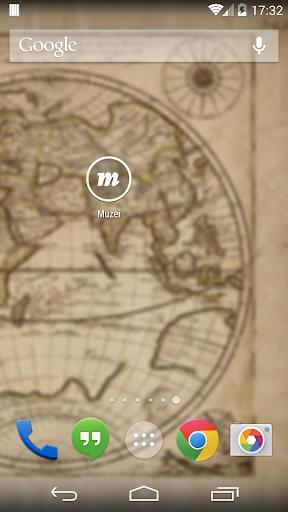 Grand Maps for Muzei
