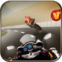Bike Racer City Highway icon
