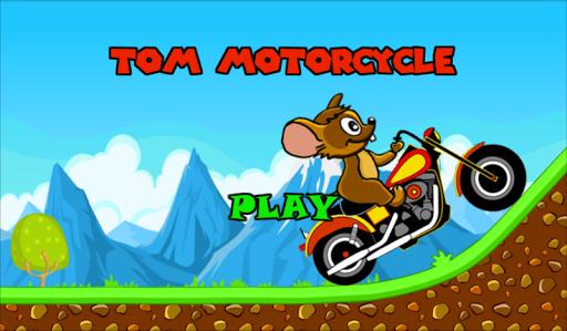 Tom Motorcycle Hill Climb  screenshots 1