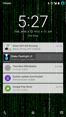 Smart WiFi Kill - screenshot