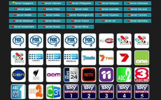 TV Australia Box