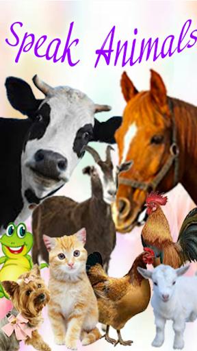 Speak Animals 1.0 screenshots 1